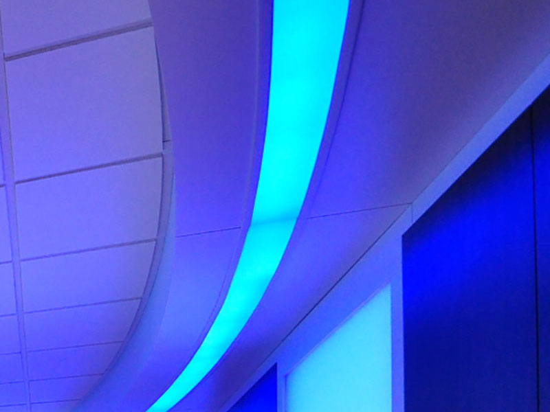 MRI LED Colored Lighting