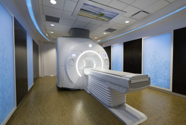 SIGNA Premier Caring MR Suite with for best MRI experience; less MRI anxiety, claustrophobia and sedation